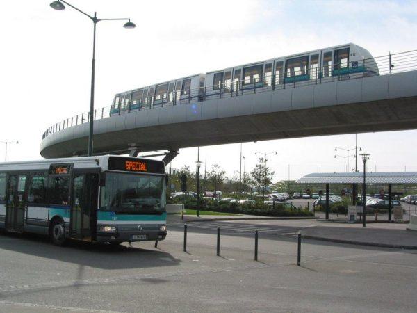 Futur Réseau bus à Rennes, prévu pour juin 2021