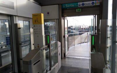 Portillons dans le métro de Rennes : Qu'en pensent les usagers ?