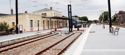 VŒUX de l'Association Citoyenne Châteaubriant-Rennes En Train (ACCRET)