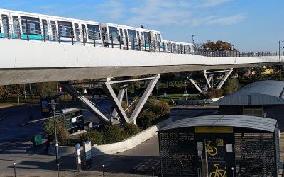 LIGNE A du métro – Station KENNEDY